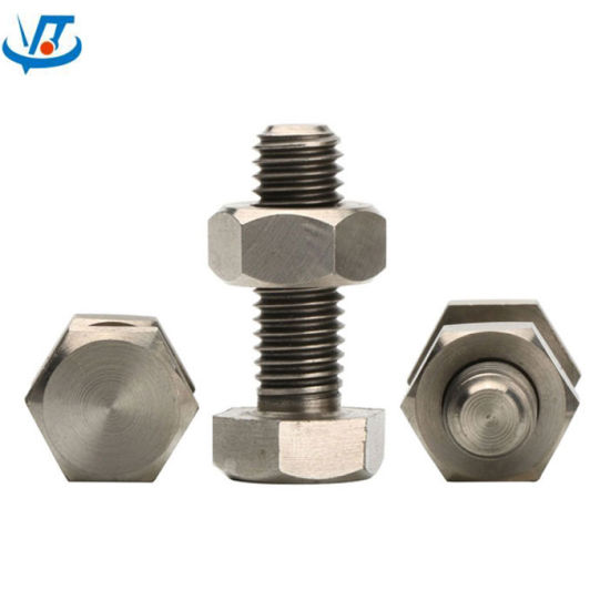 China M10X1 25 Stainless Steel Nut Bolt Grade 10 9 ASTM A193