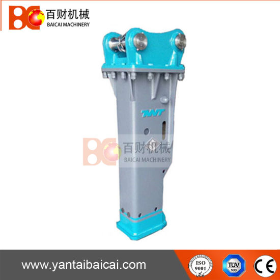 Jcb Hydraulic Stone Breaker for Mini Excavator pictures & photos