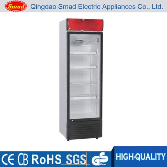 China 268l single door display freezer showcase glass door display 268l single door display freezer showcase glass door display fridge planetlyrics Gallery