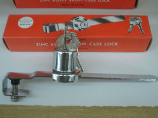 Glass Lock, Window Lock, Cabinet Door Lock Al-2107 pictures & photos