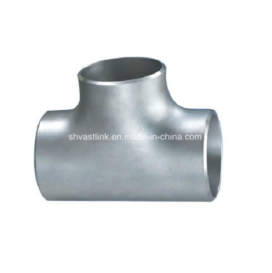 304 316 90 Degree 3 Way Stainless Steel Pipe Connector