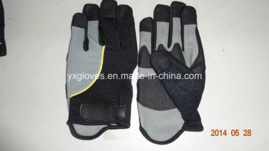 Work Glove-Industrial Glove-Mining Glove-Safety Glove-Labor Glove-Working Gloves pictures & photos