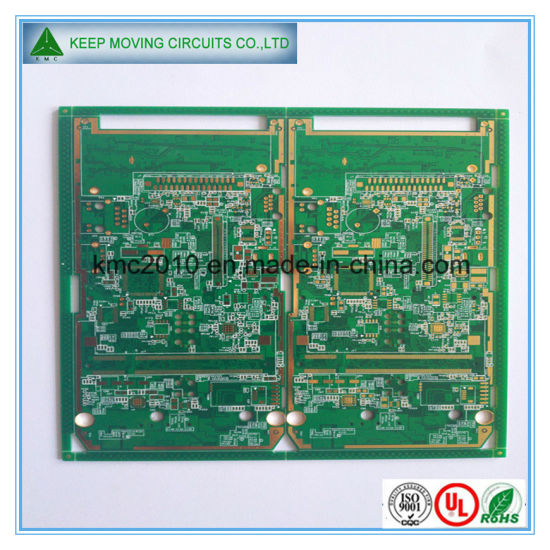 china multilayer high tg immersion gold pcb board printed circuit