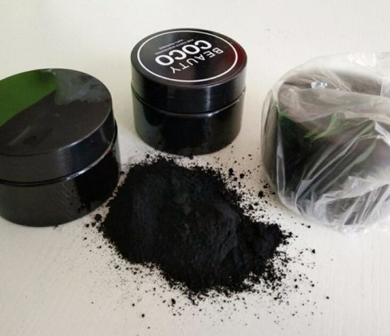 Natural Activated Bamboo Charcoal for Tooth/Teeth Whitening Powder pictures & photos