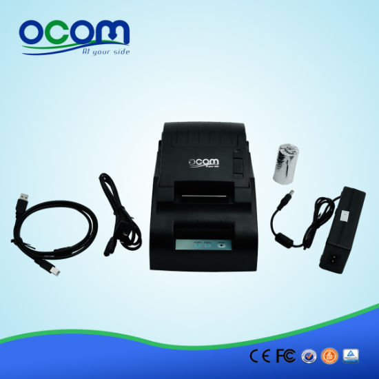Ocpp-585 58mm POS Thermal Printer RP58 with High Quality pictures & photos