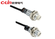 Inductive Short Cylinder Proximity Switch (LJM18 Series)