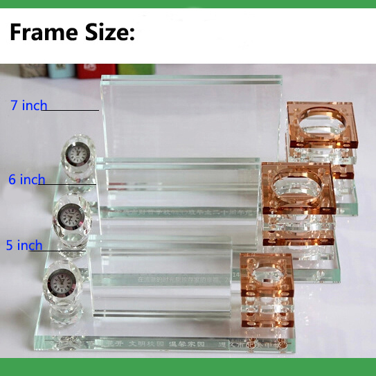 Luxury Crystal Office Supplies Pen Holder From China Factory pictures & photos