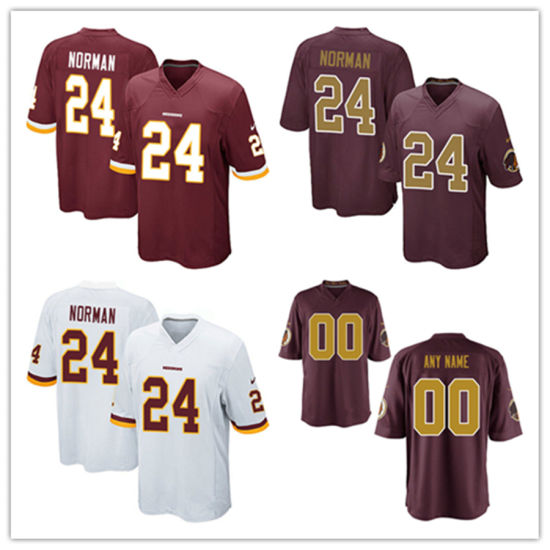 Cheap China Men Women Youth Redskins Jerseys 24 Josh Norman Football  for cheap SkLoHJIe