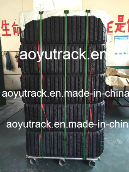Rubber Track for Caterpillar 247 Loaders pictures & photos