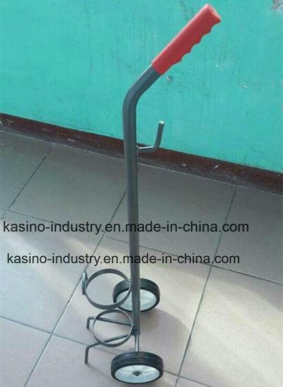 High Quality Single Oxygen Gas Cylinder Trolley Cart