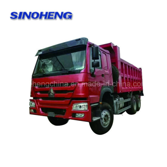 Sinotruk 6X4 371HP HOWO Dump Truck Price for Sale pictures & photos