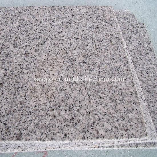 Light Grey / Flamed G603 Granite Tiles for Floor /Paving