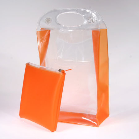 Customized Clear PVC Bag for Wholesale