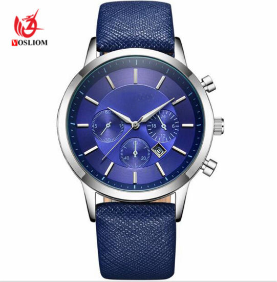 High Quality Brand Watch Fashion & Casual Luxury Leather Watch #V804