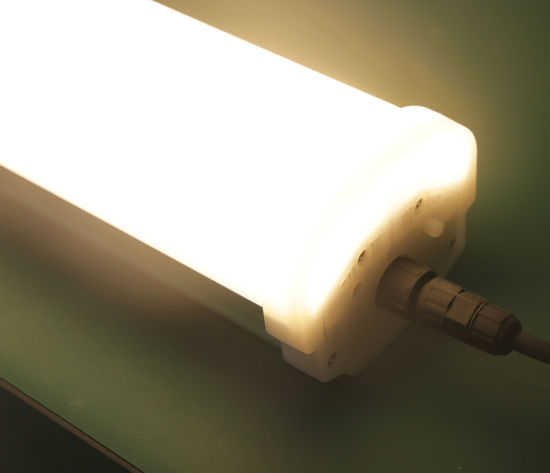 0.6m 1.2m 1.5m Commercial Lighting, Tri-Proof IP65 Waterproof LED Tube Light pictures & photos