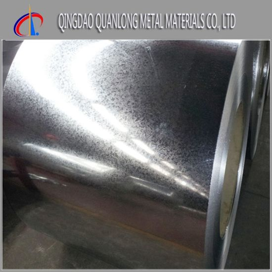 G550 Az150 Anti Finger Aluzinc Steel Coil pictures & photos