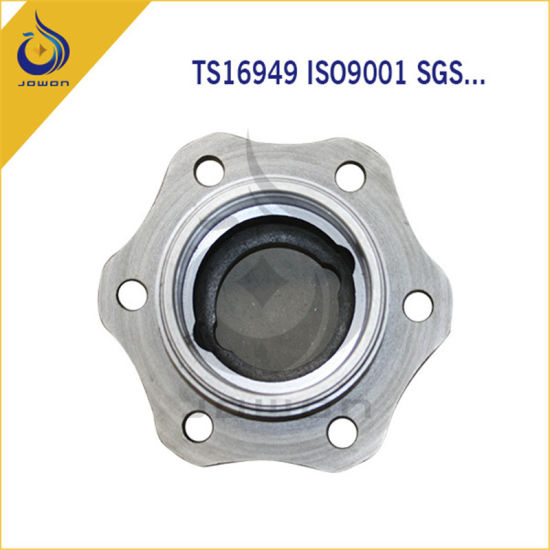 Customized Tractor Parts Iron Casting Wheel Hub pictures & photos