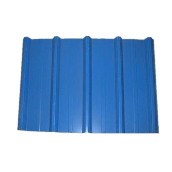 Zinc Coated Color Prepainted Corrugated Steel Roofing Sheet