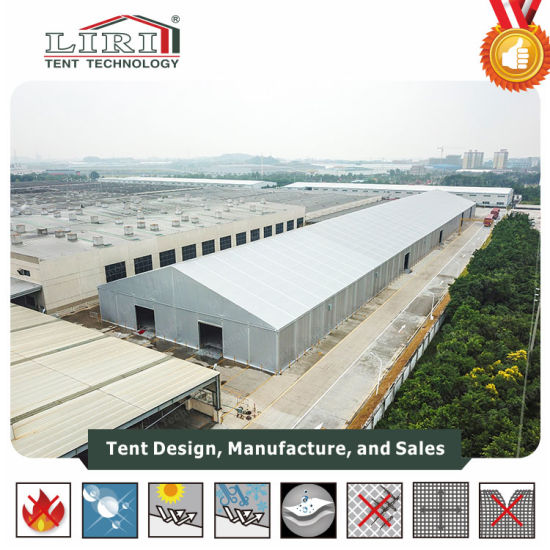 Aluminum Frame Durable Warehouse Tent, Warehouse Storgae Tent for Sale pictures & photos