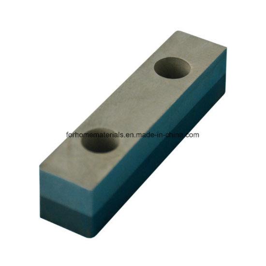 Explosive Welded Bimetal Joint Aluminum+Stainless Steel