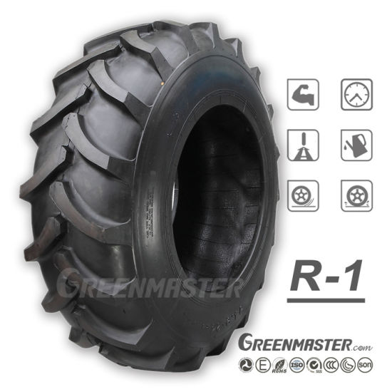 Radial/Steel Bias/Nylon Agricultural Farm Tractor Harvester Tyre Irrigation Flotation Tires Agriculture Implement R-1/2/4/7 F2/4 Forest Trailer Tyre pictures & photos