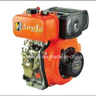 4.2HP 170f Horizontal Shaft Air Cooled Diesel Engine pictures & photos