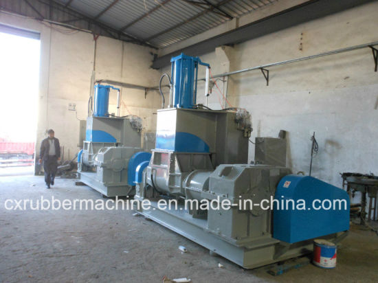 75L High Quality Rubber Kneader Machine/Banbury Mixer/Rubber Internal Mixer pictures & photos