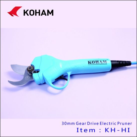 Koham Tools Arboriculture Lithium Battery Pruners pictures & photos