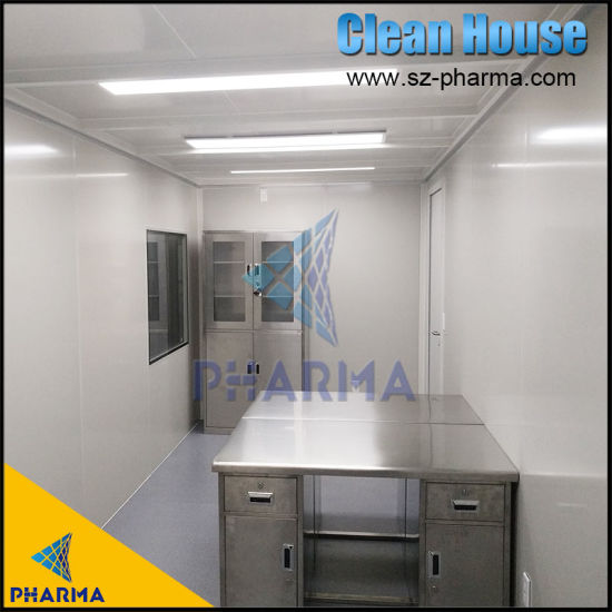 Customized Container Clean Room 40FT pictures & photos