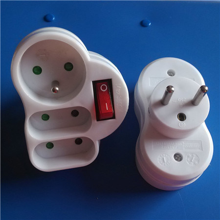 Manufacture UK, USA, Austrlia, European, Africa Plug pictures & photos