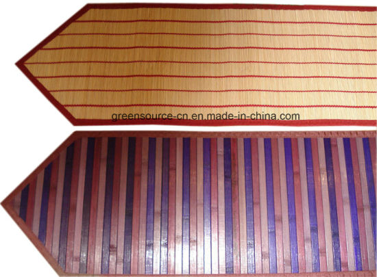 Bamboo Table Runner / Table Mat pictures & photos