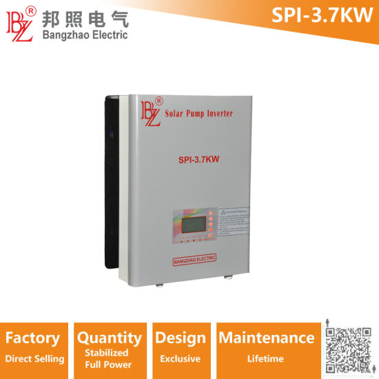 3 Phase 220V/380V/480V Pool Pump Solar Inverter with MPPT and AC Generator Input Function pictures & photos