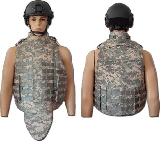 Good Performance Full Protection Bullet Proof Vest