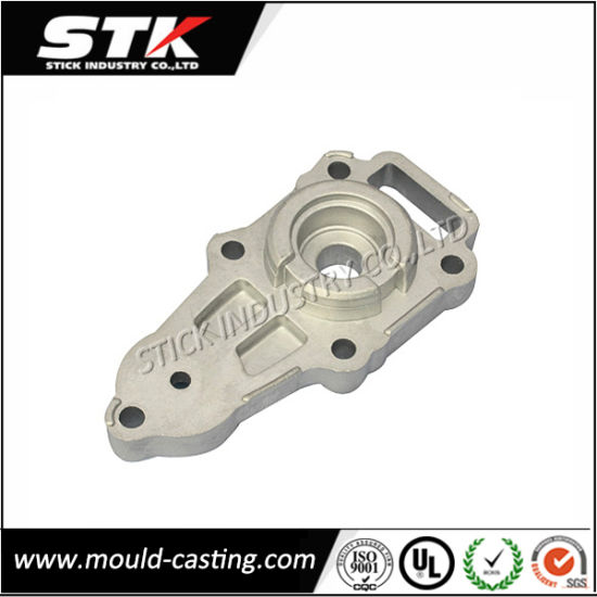 Industrial Aluminum Mechanical Part Made by Die Casting pictures & photos