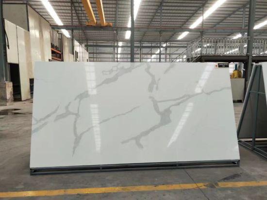 Superieur Snow White Quartz Artificial Stone For Engineer Stone Worktop Countertops