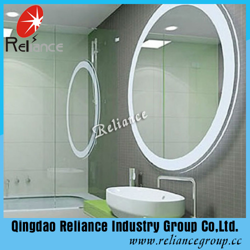 4-8mm Art Mirror /Acid Etched Mirror Glass /Decorative Mirror /Hotel Decotation Mirror /Bathroom Mirror /Good Quanlity Mirror /Processed Mirror pictures & photos