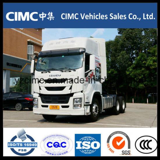 New China Isuzu Giga 6X4, 4X2 420HP, 460HP Tractor Truck