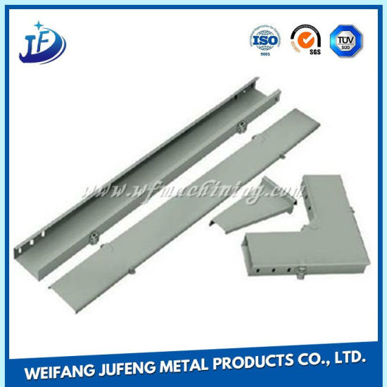 Customized Sheet Metal Precision Stamping Cable Bridge of Aluminum pictures & photos