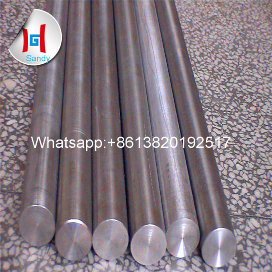Price of ASTM F67 Surgical Implant Titanium Sheet Rod Bars Titanium pictures & photos