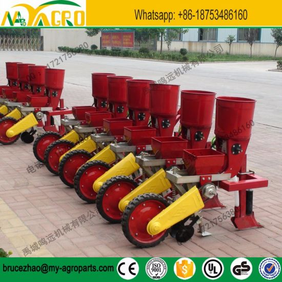 Tractor Corn Planter With 4 Rows Corn Fertilizer Planter China