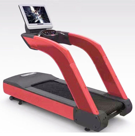 China Factory Commercial Fitness Machine Walking Treadmill Gym Equipment