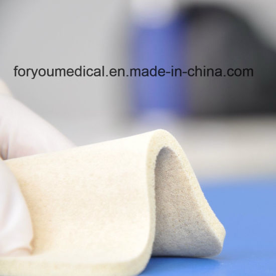 China 2016 Medical Premium Wound Dressing with Silver