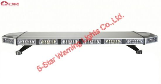 China Tri Color Changeable Linear Police Firefighting Led Warning