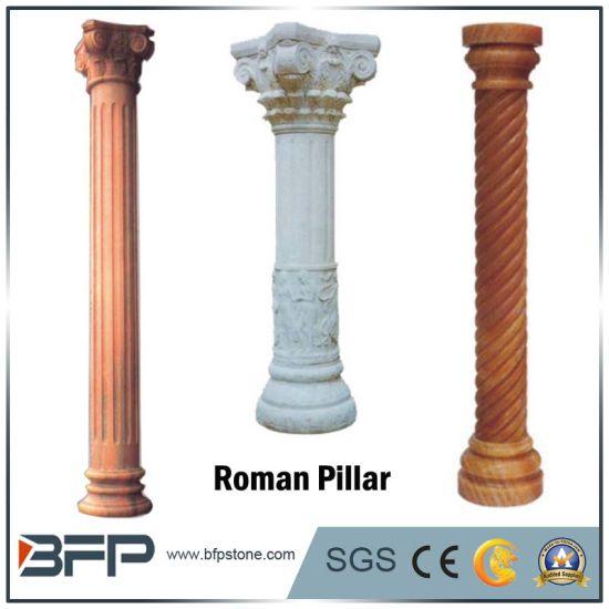 Columns For Sale >> Chinese Hot Sale Antique Roman Column Pillar Granite Marble Pillar