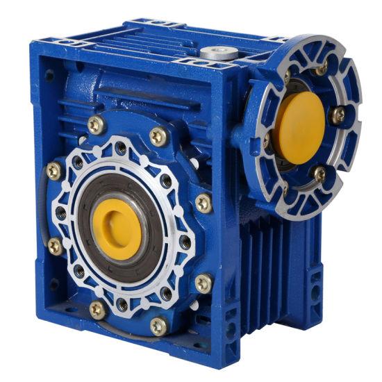 Nmrv Aluminium Alloy Gearbox Transmission Gear Worm