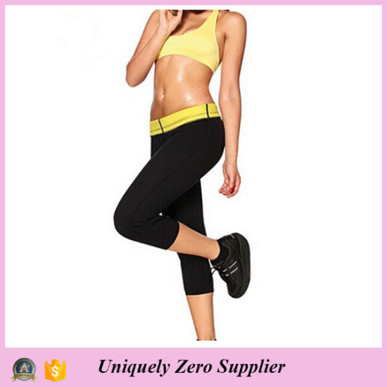 2015 Hot Sale Body Shapers Neoprene Slimming Sauna Pants (14360) pictures & photos