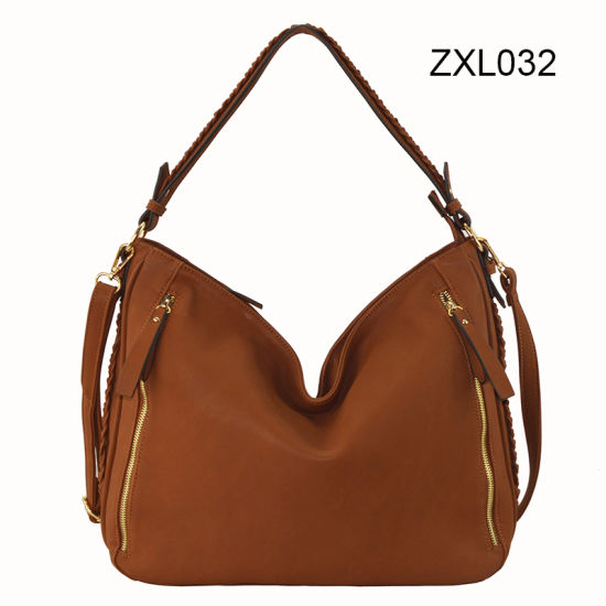 Zexin Leisure Fashion Promotion Trend Shoulder Bag Women Lady Handbags Zxl032