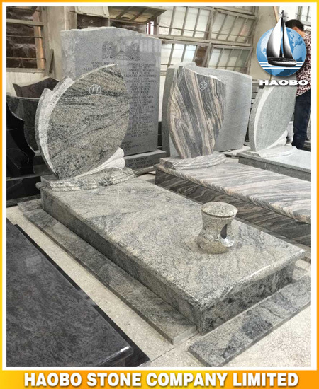Wholesale Prices Full Cover Gravestone pictures & photos