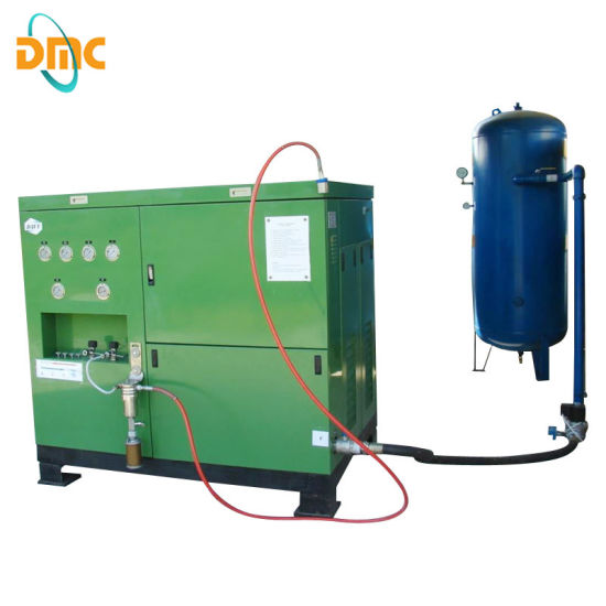 Home Small CNG Filling Compressor pictures & photos