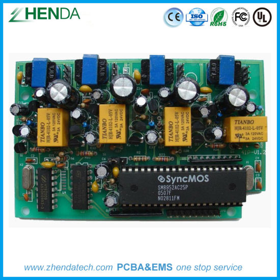 Top Producer industrial Control PCB Board SMT PCBA pictures & photos